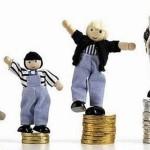 человечки на монетах